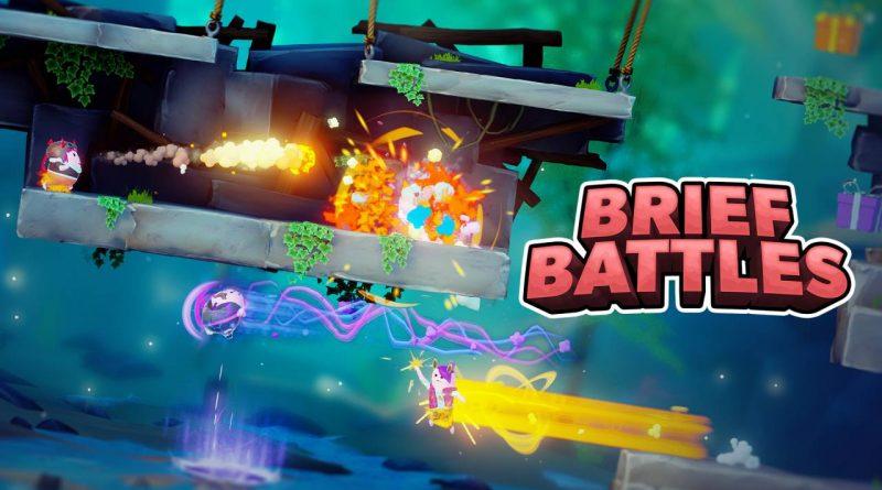 Brief Battles Nintendo Switch
