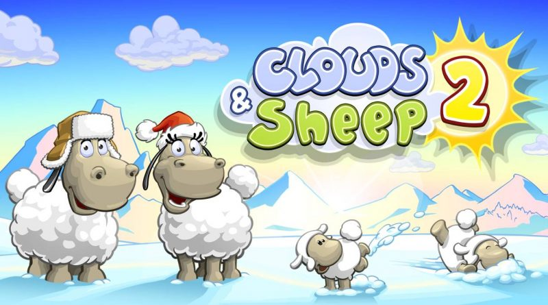 Clouds & Sheep 2 Nintendo Switch