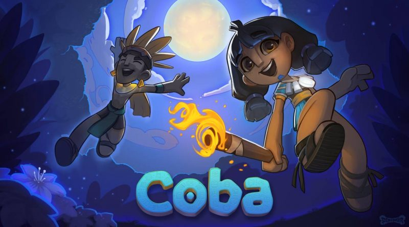 Coba: Tale of the Moon Nintendo Switch