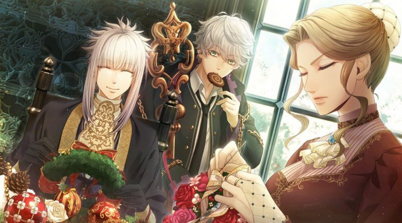 Code: Realize ~Wintertide Miracles~ PS Vita PS4