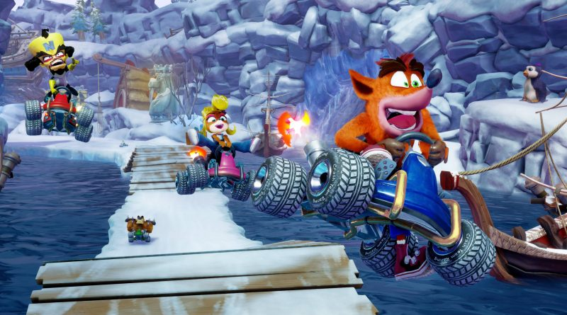 Crash Team Racing Nitro-Fueled Nintendo Switch