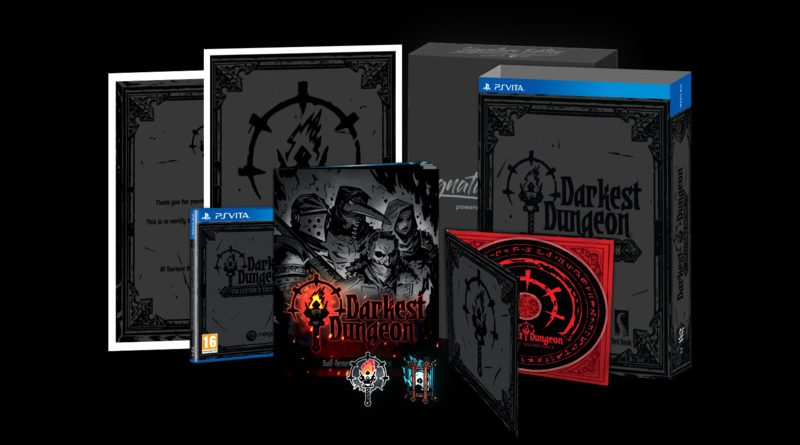 Darkest Dungeon: Collector's Edition PS Vita