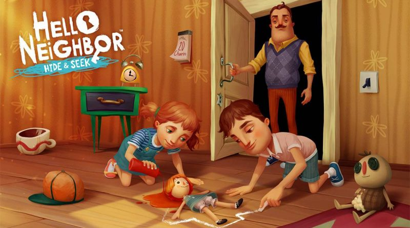 Hello Neighbor: Hide and Seek Nintendo Switch