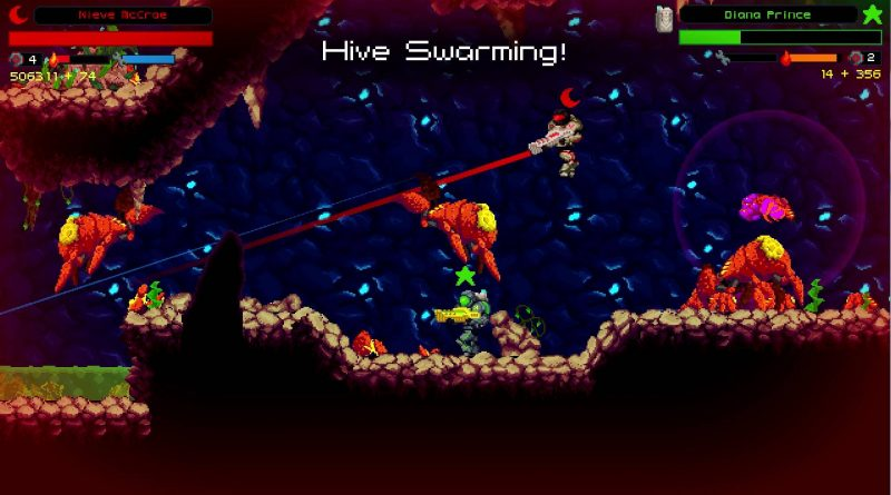 Hive Jump Nintendo Switch