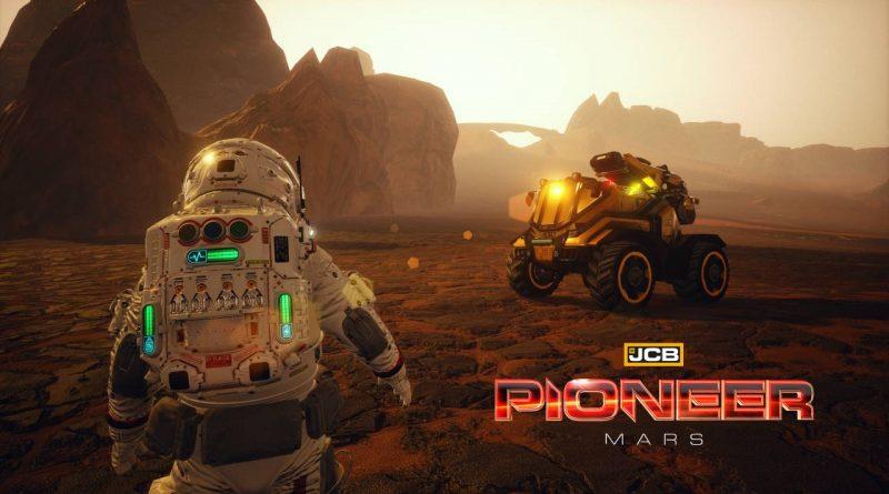 JCB Pioneer: Mars Nintendo Switch