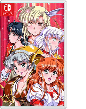 Langrisser I & II (Limited Edition Box)
