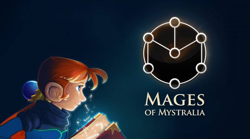 Mages of Mystralia Nintendo Switch