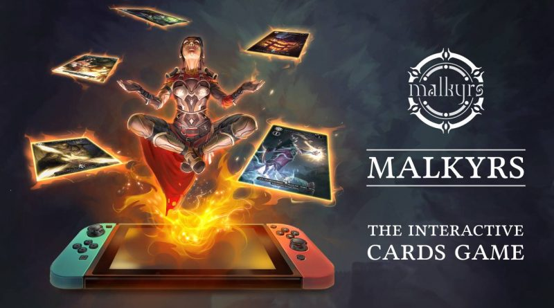Malkyrs: The Interactive Card Game Nintendo Switch