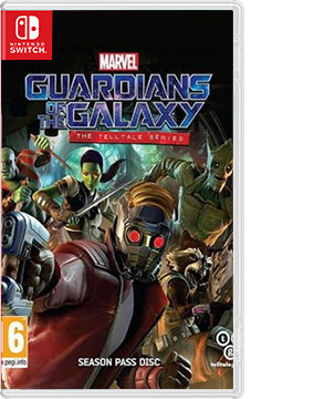Marvel's Guardians of the Galaxy - The Telltale Series