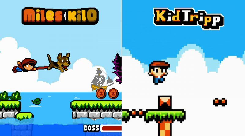 Miles & Kilo and Kid Tripp Heading To PS Vita & PS4 In 2019