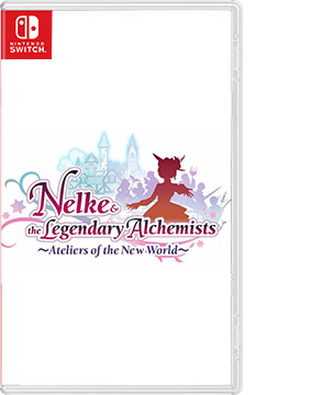 Nelke & the Legendary Alchemists: Ateliers of the New World