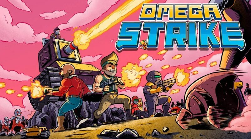 Omega Strike Nintendo Switch