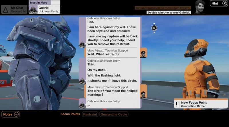 Quarantine Circular Nintendo Switch