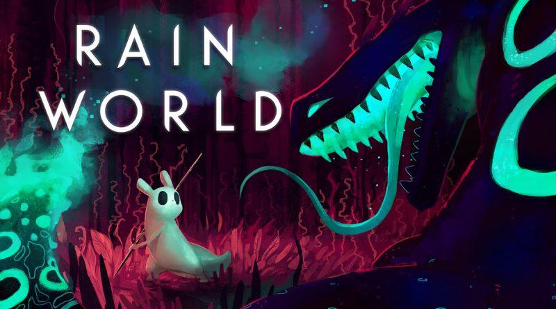 Rain World Nintendo Switch