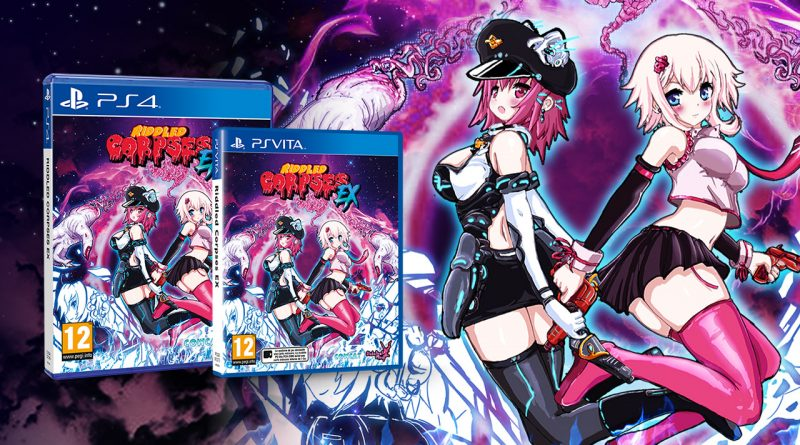 Riddled Corpses EX PS Vita PS4