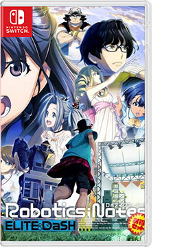 Robotics;Notes Otoku Set (Value Set)