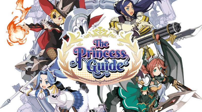 The Princess Guide Nintendo Switch PS4