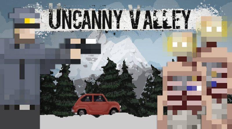 Uncanny Valley Nintendo Switch