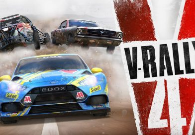 V-Rally 4 Out Tomorrow On Nintendo Switch