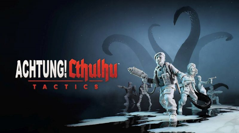Achtung! Cthulhu Tactics Nintendo Switch