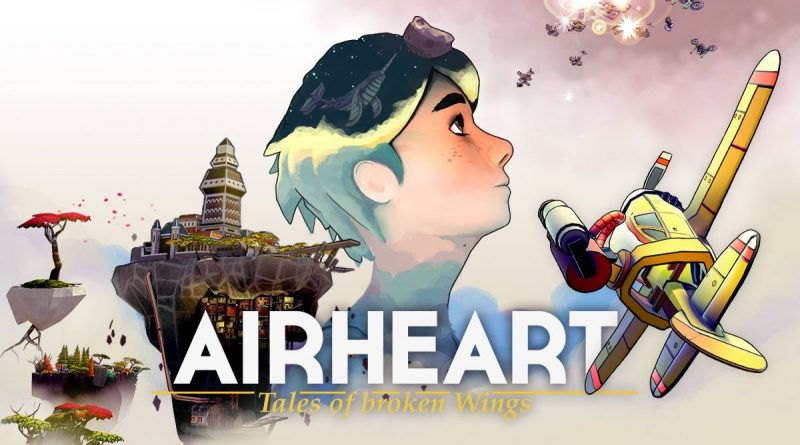 Airheart - Tales of broken Wings Nintendo Switch
