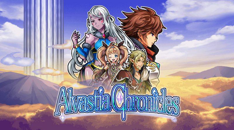 Alvastia Chronicles PS Vita PS4 Switch