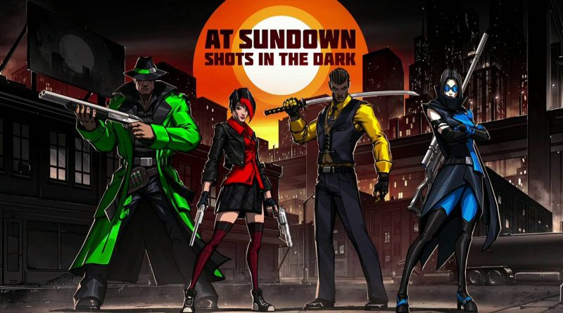 At Sundown: Shots In The Dark Nintendo Switch