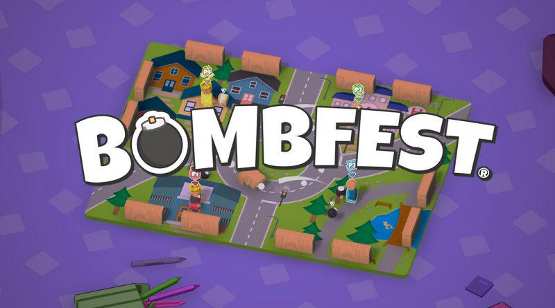 Bombfest Nintendo Switch