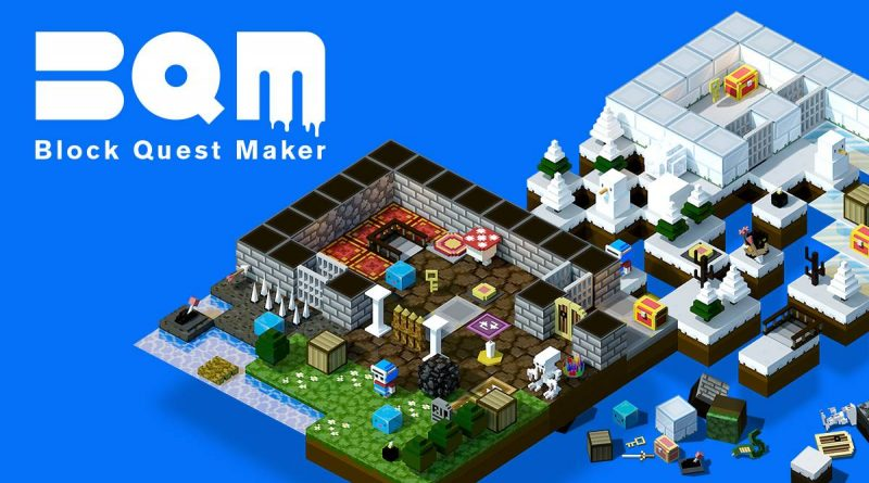 BQM - Block Quest Maker Nintendo Switch