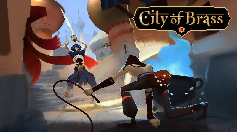 City of Brass Nintendo Switch
