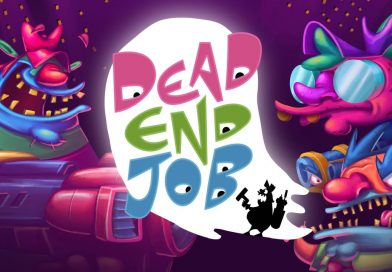 Dead End Job Heading To Nintendo Switch In Q2 2019, New Ghoul-B-Gone Trailer