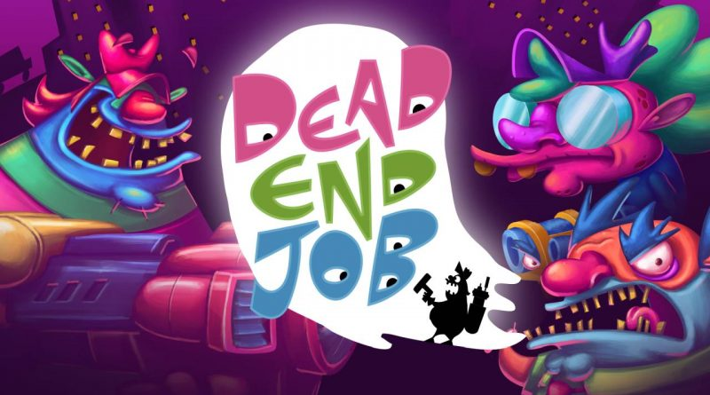 Dead End Job Nintendo Switch