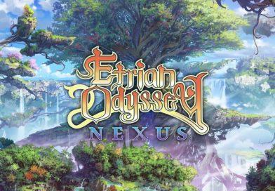 Etrian Odyssey Nexus 'Challenge' Trailer