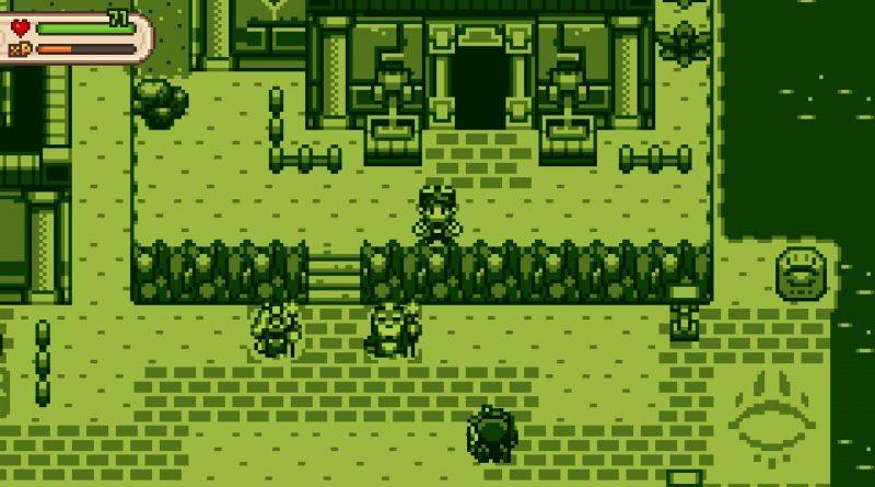 Evoland Legendary Edition Nintendo Switch