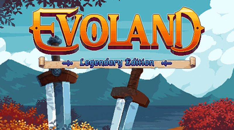 Evoland Legendary Edition Nintendo Switch