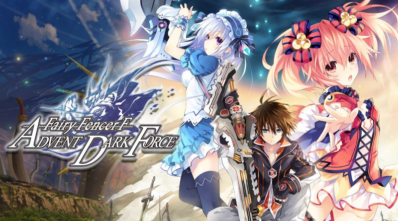Fairy Fencer F: Advent Dark Force Out Now On Nintendo Switch