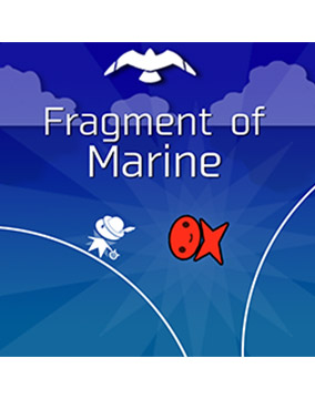 Fragment of Marine