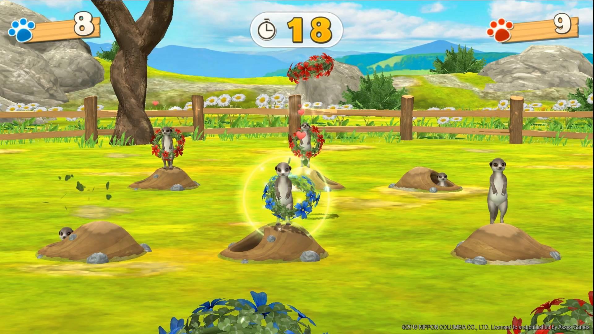 Aksys Games Announces Fun! Fun! Animal Park for Nintendo