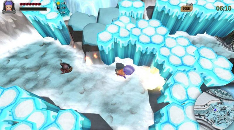 Heroes Trials PS Vita PS4 Nintendo Switch