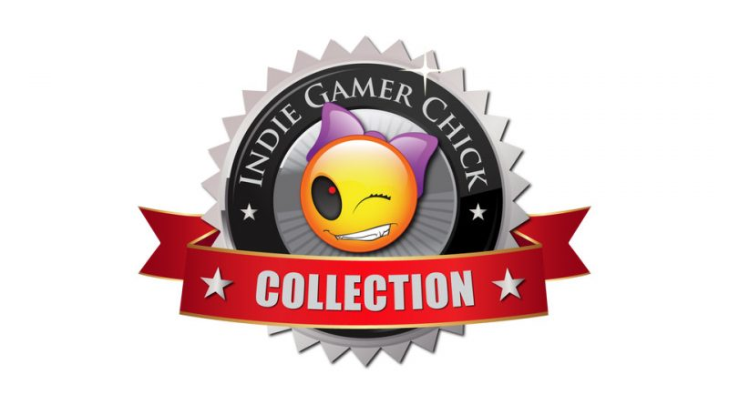 Indie Gamer Chick Collection Switch PS4 XBox One PS Vita