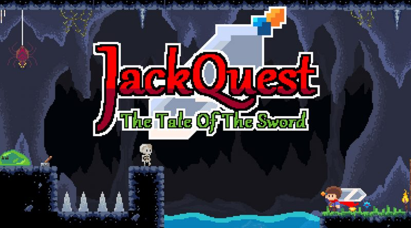 JackQuest: Tale of the Sword Nintendo Switch