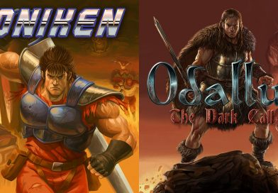 Oniken: Unstoppable Edition & Odallus: The Dark Call Coming To Switch Next Month