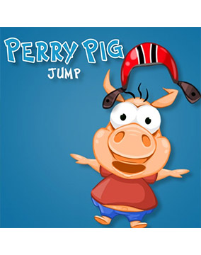 Perry Pig Jump