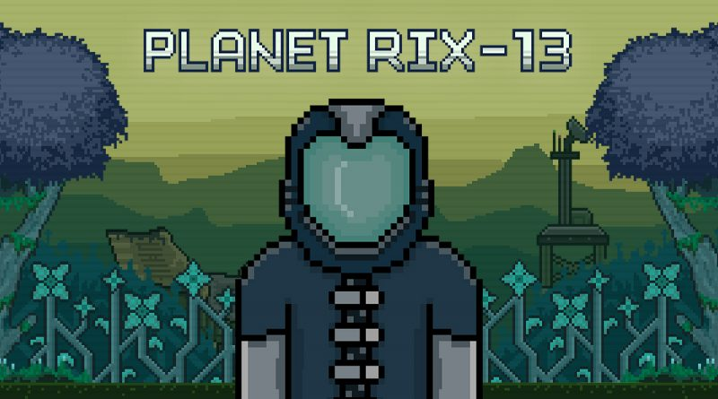 Planet RIX-13 PS Vita PS4 Nintendo Switch