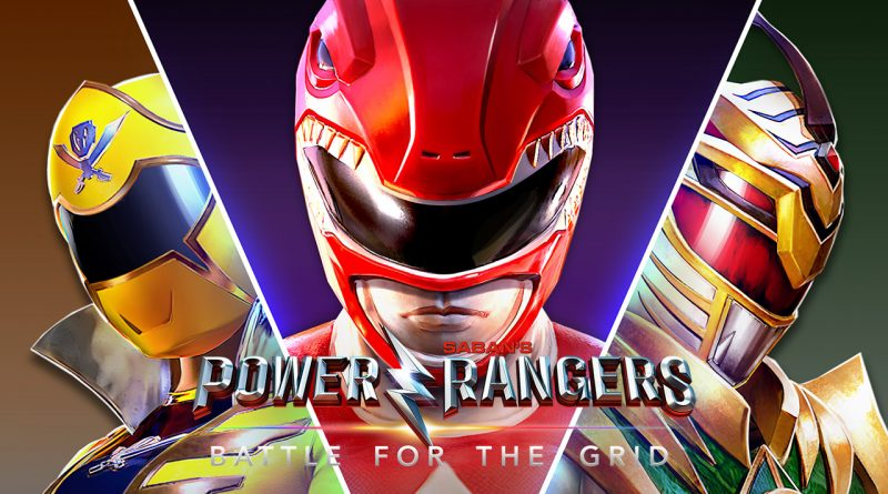 Power Rangers: Battle for the Grid Nintendo Switch