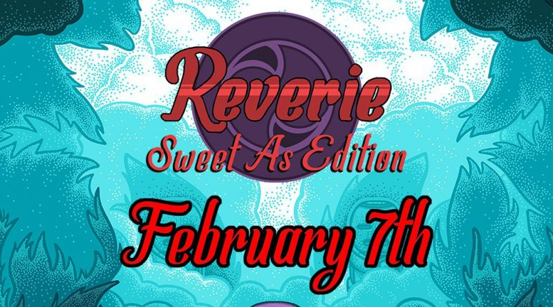 Reverie: Sweet As Edition Nintendo Switch