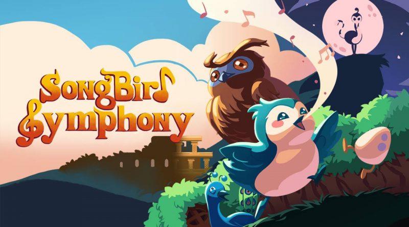 Songbird Symphony Nintendo Switch