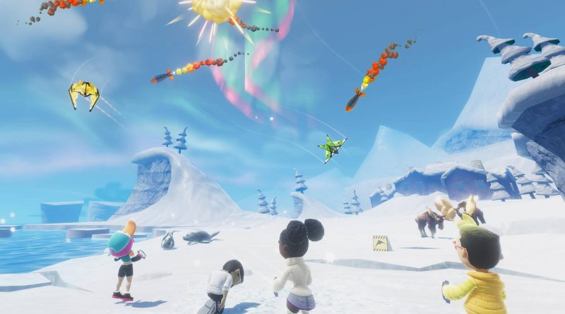 Stunt Kite Party Nintendo Switch