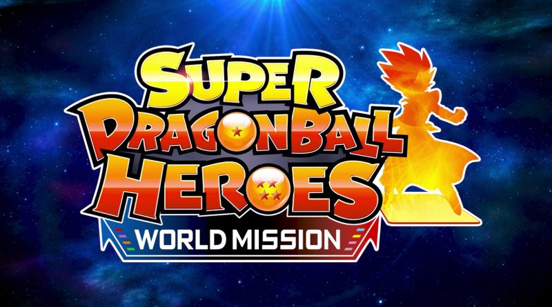 Super Dragon Ball Heroes: World Mission Nintendo Switch