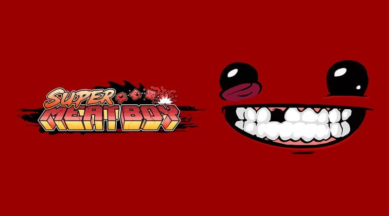 Super Meat Boy PS Vita PS4 Nintendo Switch